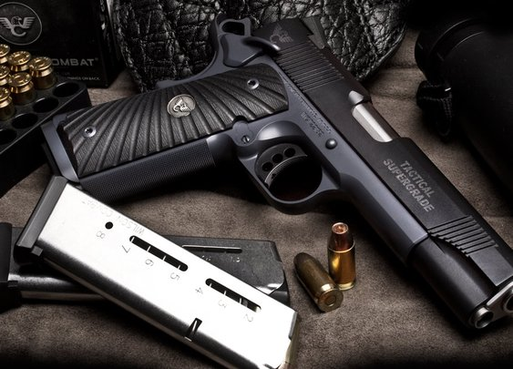 Wilson Combat | Tactical Supergrade