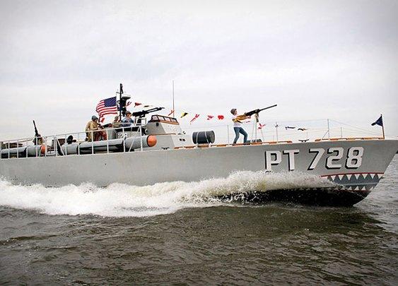 Patrol Torpedo Boat | Uncrate