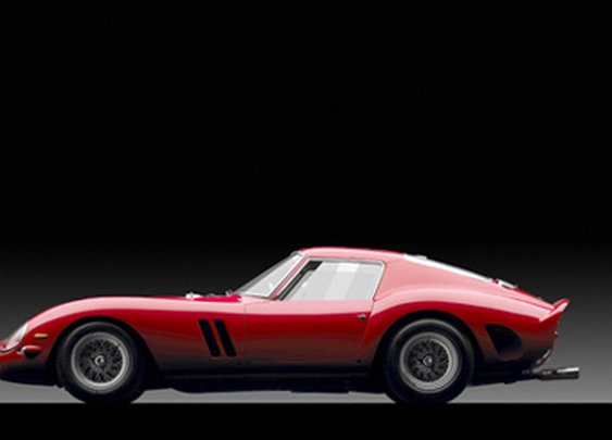 Ferrari 250 GTO | Beautiful and ugly machines