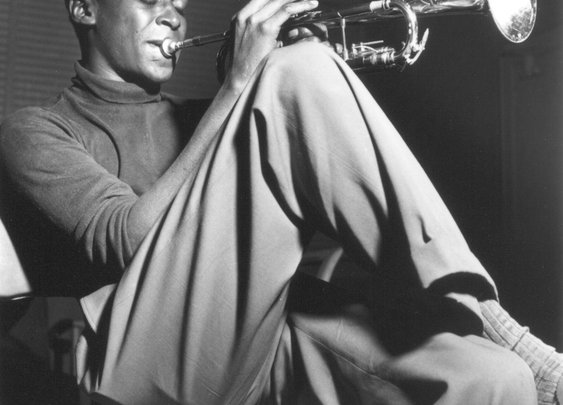 It's Mashed Potato Time!: Miles Davis- The King Of Cool