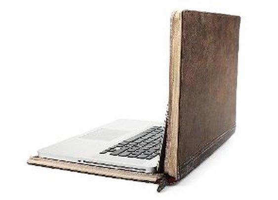 "Hardback Leather Case for 15"" MacBook Pro"
