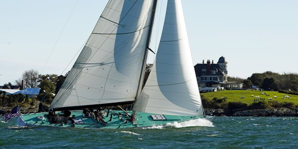 America's Cup Charter's classic 12 Meter – Intrepid
