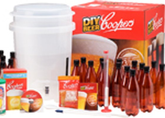 Coopers Homebrew Beer | Home Beer Brewing Kit | Beer Making | Beer Kit