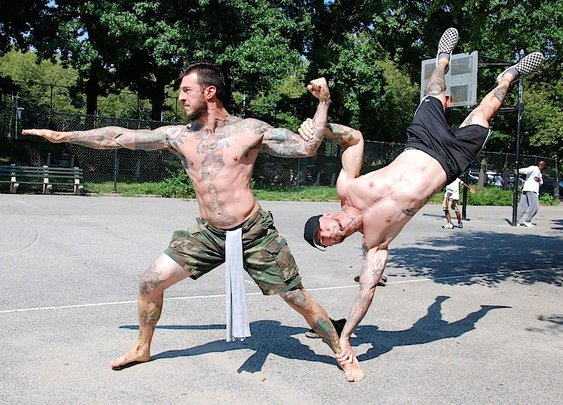 Mastering Your Body Weight with Al Kavadlo