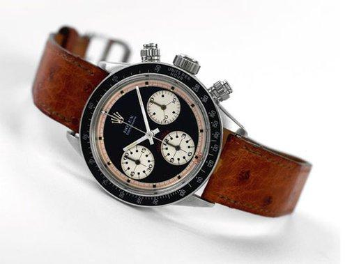 Paul Newman Rolex Daytona Ref. 6263