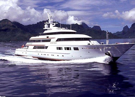 Greg Norman's Yacht