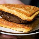The grilled cheese burger