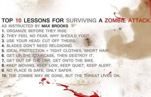 Survive a Zombie Attack | Lulz Truck