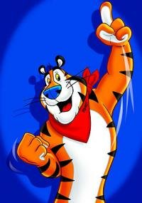 Tony the Tiger