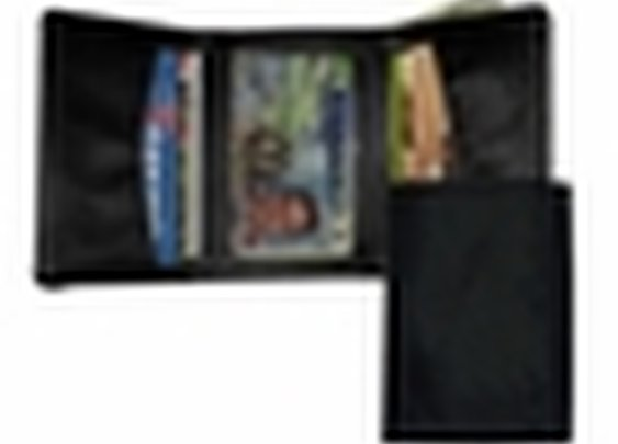 Big Skinny Trifold Wallet
