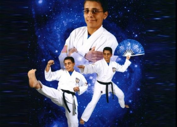 The 25 Funniest Martial Arts Glamour Photos