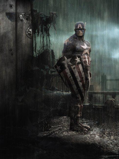 Captain America - Marvel Comics