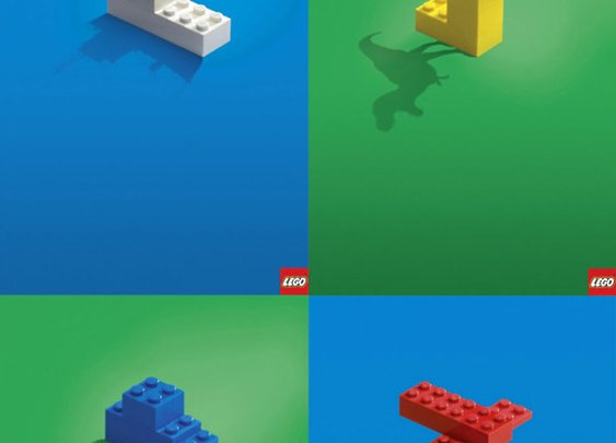 Lego poster