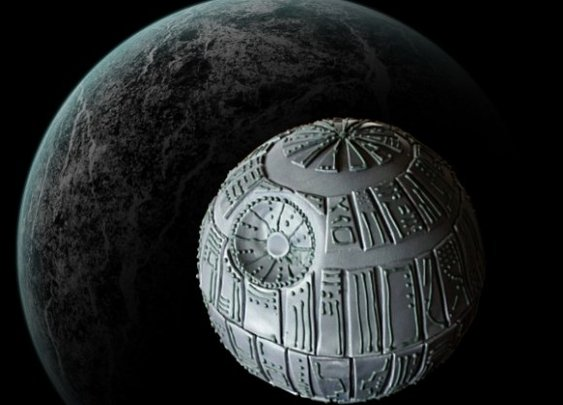 How-To: Death Star Cake  @Craftzine.com blog