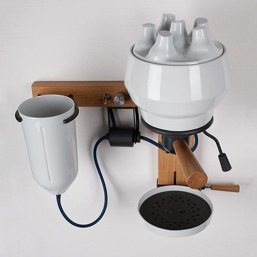 Arvid Häusser — espresso machine