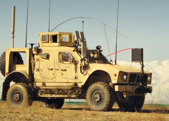 M-ATV : Oshkosh Defense