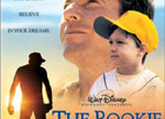 Movie:  The Rookie