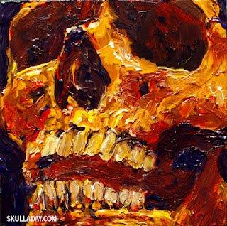 Skull-A-Day