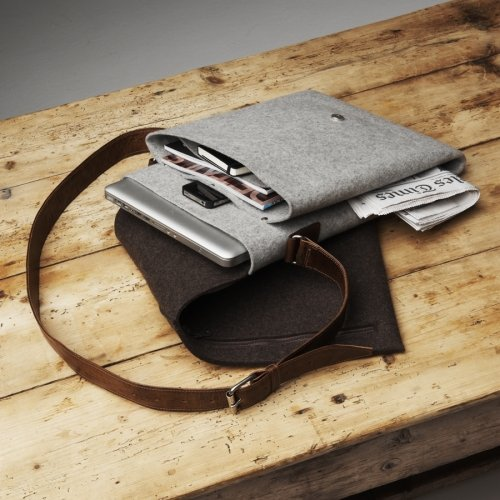 Messenger Bag by Graf & Lantz