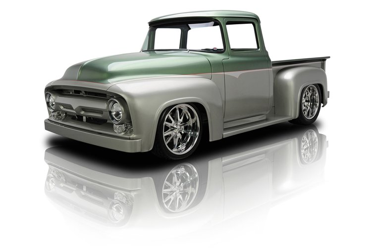 Unbelievable 1956 Ford F100