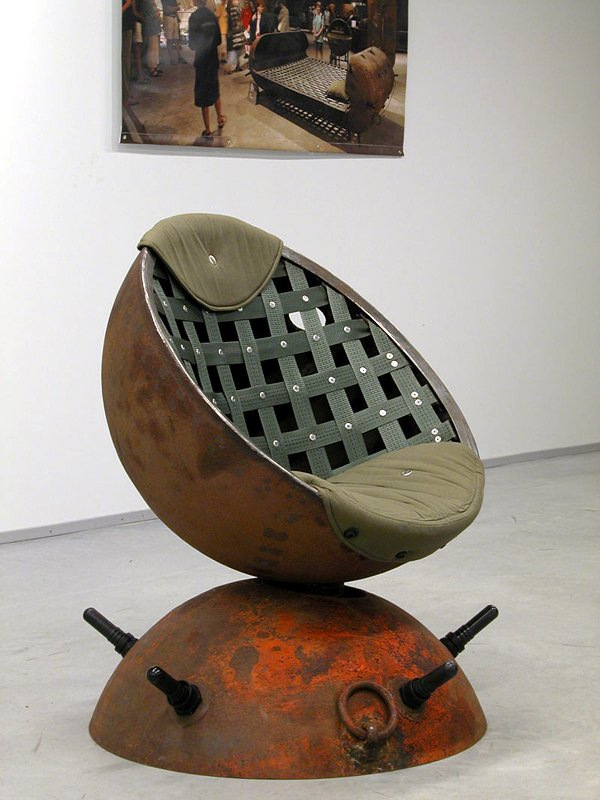 The Mine Furniture by Mati Karmin