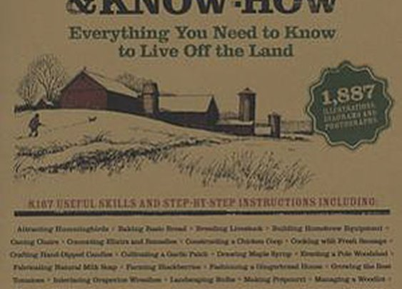 Country Wisdom & Know-How | Uncrate