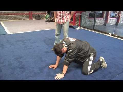Glen Levy (martial arts expert and stuntman), Hammer Fist Demo