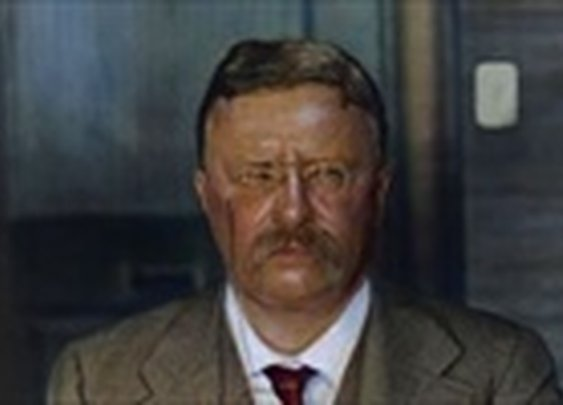 Teddy Roosevelt — Roosevelt Riding a Horse — History.com Photo Galleries