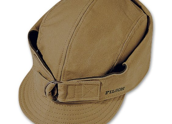 Tin Cloth Wildfowl Hat | Filson