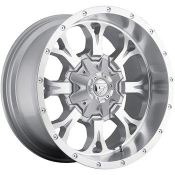 Krank Series Wheels by Fuel Offroad
