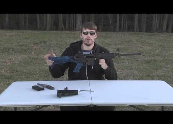 Convert AR-15 to Fully Automatic