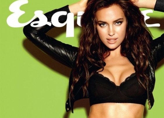 Morning Wood for 2/28/12: Irina Shayk