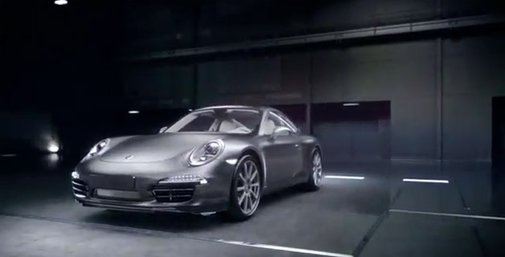 The Porsche 911 evolves