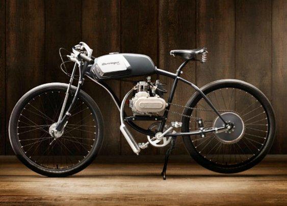 Derringer Cycles - Restoration Hardware