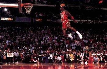 Michael Jordan Flight | Gentlemint
