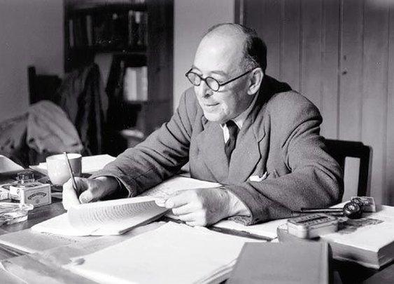C.S. Lewis- A man