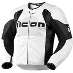 Icon Overlord Leather Motorcycle Jacket