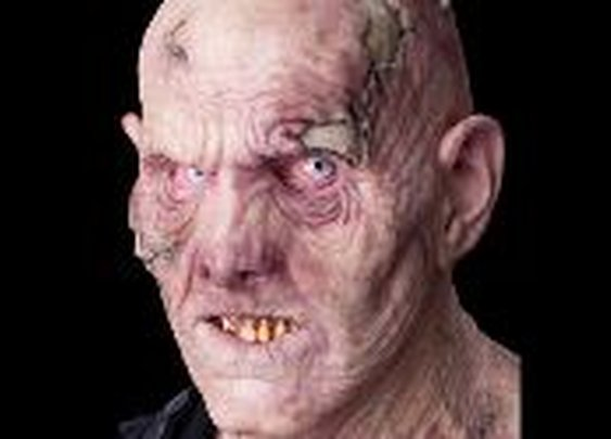 Ultra Realistic Silicone Zombie Mask - DudeIWantThat.com