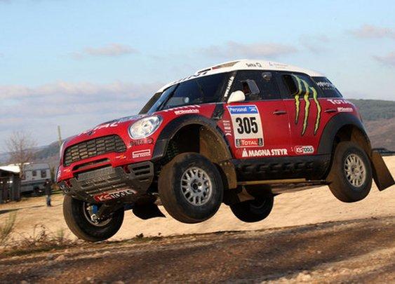MINI Countryman Dakar Rally