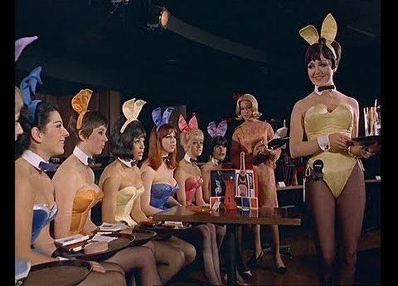 Playboy Bunny Girls and The Playboy Club (Original 1960s Footage)      - YouTube