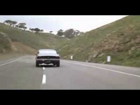 Bullitt Car Chase - YouTube