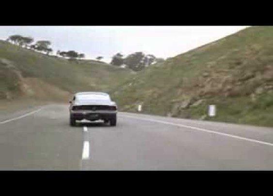 Bullitt Car Chase - YouTube