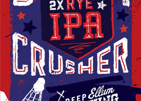 Deep Ellum Brewing Company  » DREAMCRUSHER – DOUBLE RYE IPA