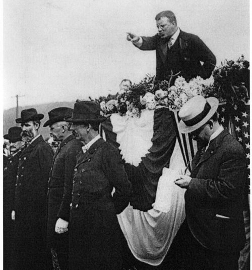 Theodore Roosevelt: The Man in the Arena | The Art of Manliness