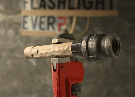 Flashlight by Luke Kelly — Kickstarter
