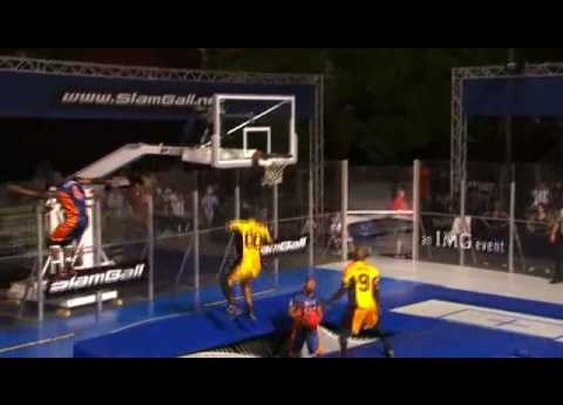 Slam Ball - Top Plays      - YouTube