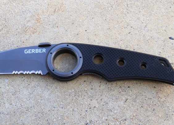 Gerber Remix Tactical Knife