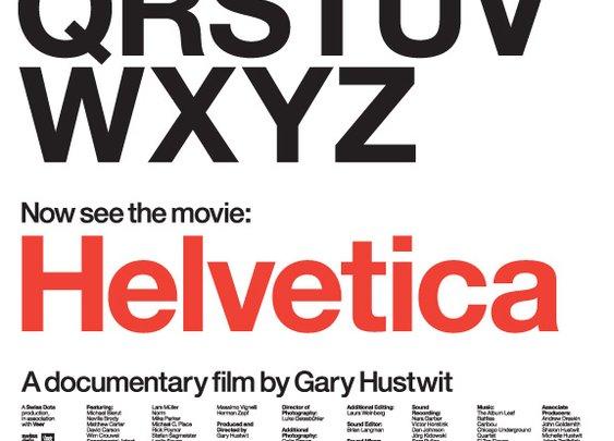 Helvetica - The Movie