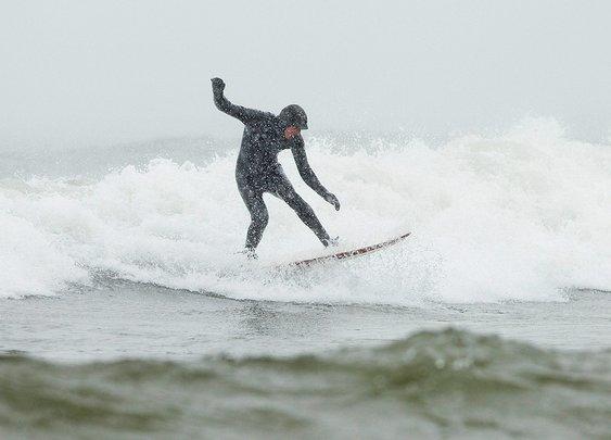 Photos: Blizzard in Duluth   Minnesota in Photos   Minnesota Public Radio News