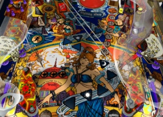 Pinball Arcade Brings Real Tables to iPad/iPhone/Android